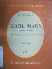 KARL MARX vol. II